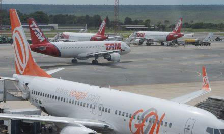 Mais de 700 mil pessoas devem movimentar os aeroportos no feriado