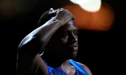 Campeão mundial nos 100m perderá Tóquio por faltar a exame antidoping