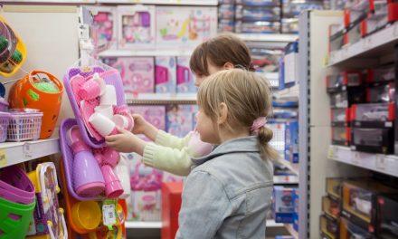 Dia da Criança: Comércio espera empate em vendas