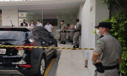 Dois advogados são assassinados dentro de escritório no Setor Aeroporto, em Goiânia