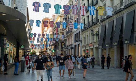 Espanha é primeiro país da União Europeia a superar um milhão de casos de Covid-19