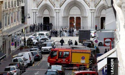 Esfaqueamento no interior de uma igreja deixa três mortos na França