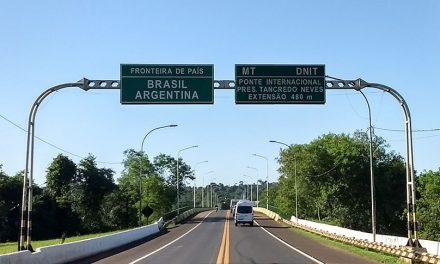 Restrição de entrada de estrangeiros por via terrestre é prorrogada