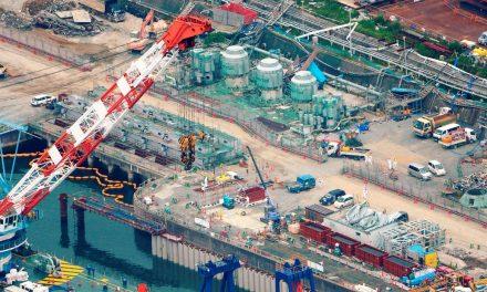 Japão vê dificuldades para descartar resíduos de água radioativa