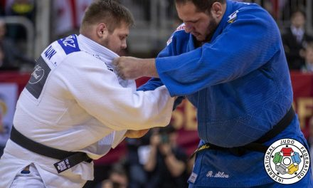 Judô brasileiro volta a competir sexta-feira em Grand Slam, na Hungria