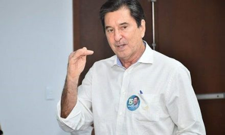 Maguito Vilela irá doar salário de prefeito enquanto estiver afastado para tratar complicações da Covid-19