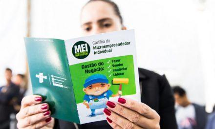 Pandemia faz Brasil ter recorde de MEIs