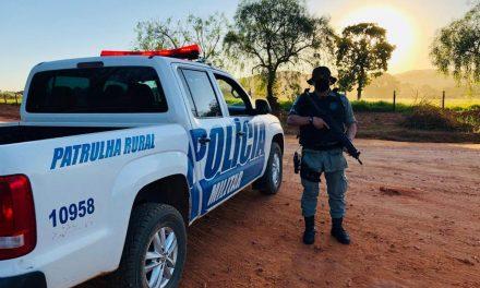 Casos de roubo no campo caem mais de 40% em Goiás