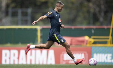 Richarlison se recupera de lesão e é liberado para treinos na seleção