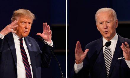 Emissora de TV anuncia evento com Biden para 15 de outubro, após Trump recusar debate virtual