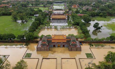 Inundações no Vietnã deixam 18 mortos e 46 mil desabrigados