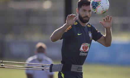 Seleção: Felipe e Diego Carlos são convocados para Eliminatórias