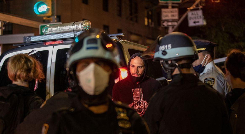 Polícia prende 11 em Portland e 50 em Nova York durante protestos