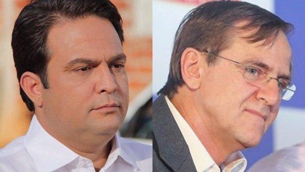 Anápolis: Roberto Naves (46,6%) e Antônio Gomide (28,8%) disputam 2º Turno