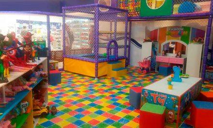 Prefeitura vai liberar funcionamento de brinquedoteca em bares e restaurantes