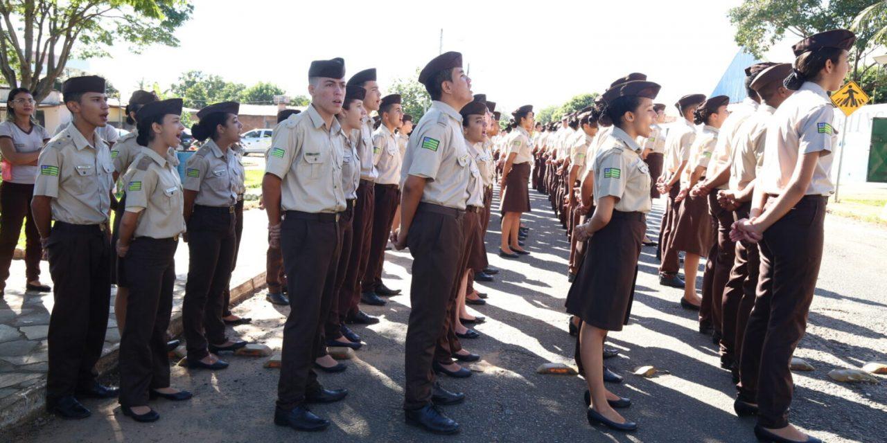 Colégios militares de Goiás sorteiam vagas para 2021