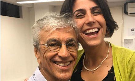 TSE libera show de Caetano para campanha de Manuela D'Ávila