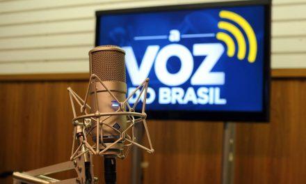 Governo flexibiliza horário de A Voz do Brasil em dias de jogos