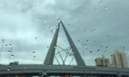 Goiânia pode ter domingo de chuva forte durante a votação