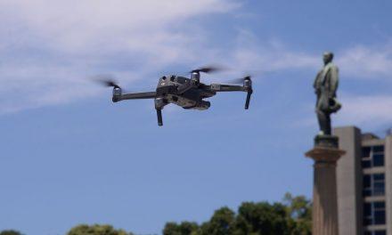 PM vai usar drones para reforçar patrulhamento nas eleições do Rio