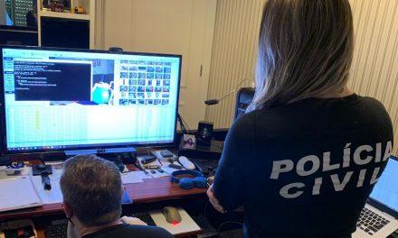 Operação Luz da Infância: polícia localiza estúdio onde crianças eram abusadas