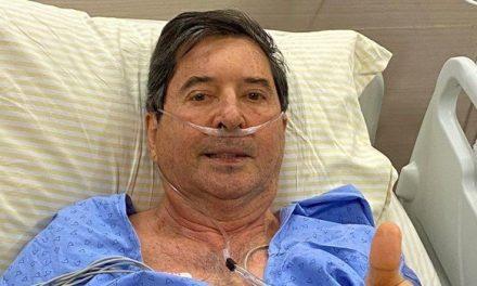Maguito Vilela tem boa recuperação e é extubado