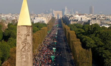 Maratona de Paris de 2021 é adiada para outubro, devido à covid-19