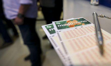 Mega-Sena acumulada sorteia nesta quarta-feira prêmio de R$ 34 milhões