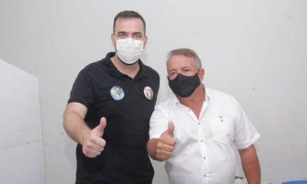 Gustavo Mendanha é reeleito prefeito de Aparecida de Goiânia