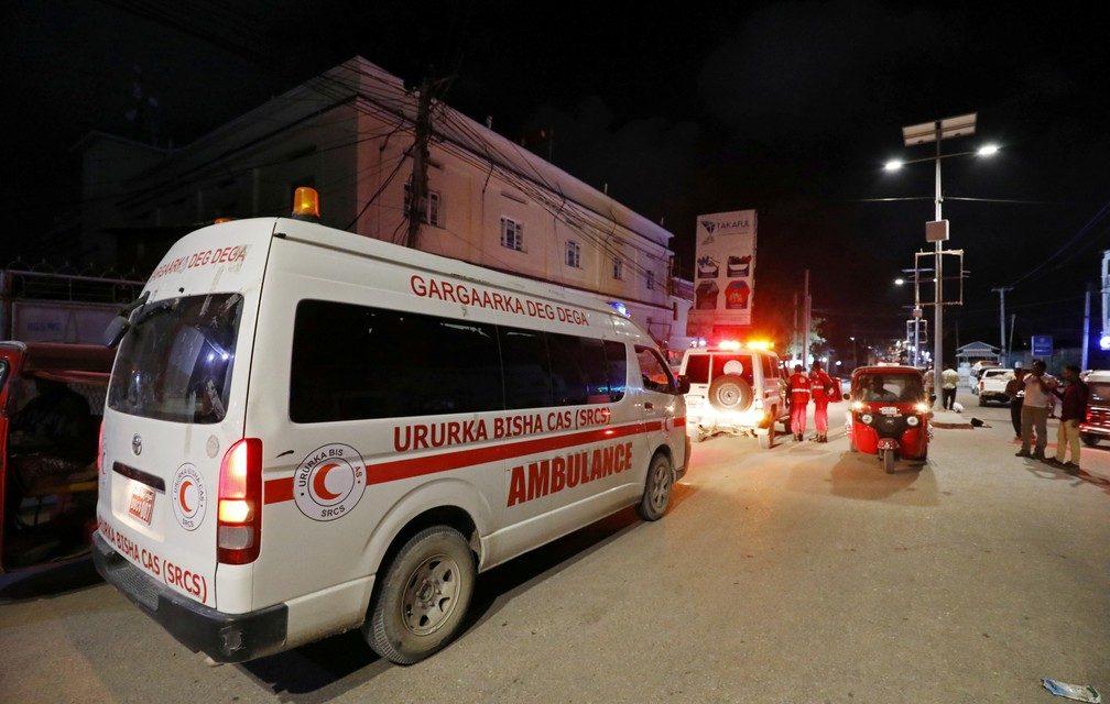 Explosão deixa mortos em sorveteria na Somália