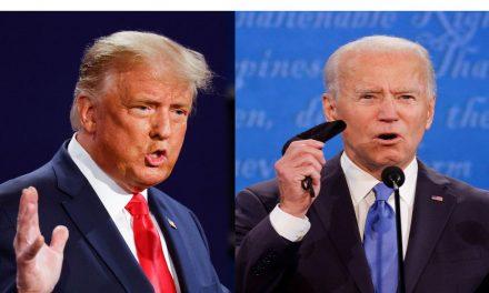 Trump e Biden buscam votos em estados considerados campos de batalha