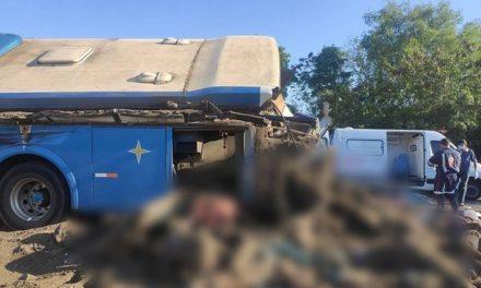 SP monta força-tarefa para liberar corpos de vítimas de acidente