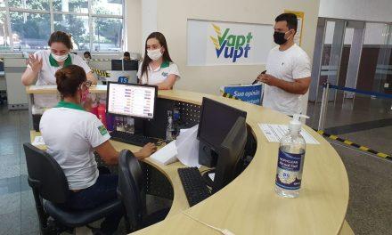 Com novo decreto, Vapt Vupt em Goiânia e Região Metropolitana altera funcionamento a partir desta segunda