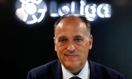 Presidente da Liga Espanhola critica proposta de Superliga Europeia