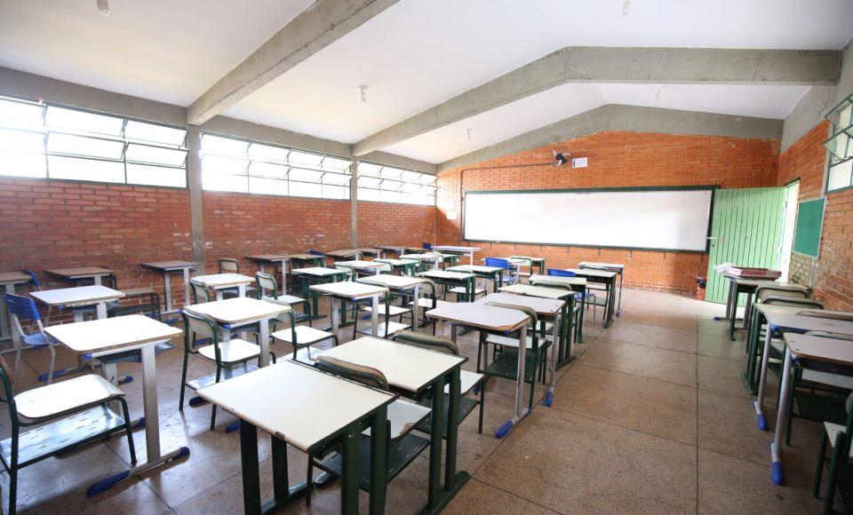 Matrícula na Rede Estadual de Educação começa quarta-feira