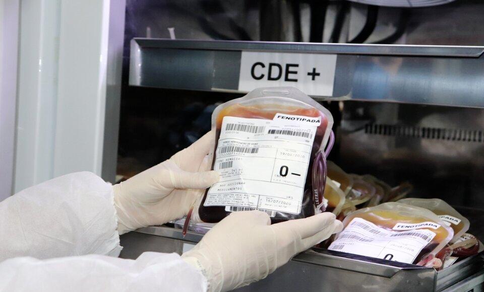 Governo de Goiás reforça pedido de doação de sangue neste final de ano