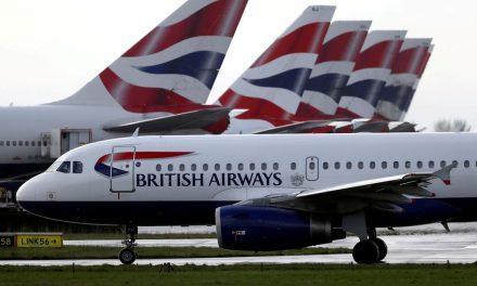 Covid-19: começa hoje restrição de voos vindos do Reino Unido