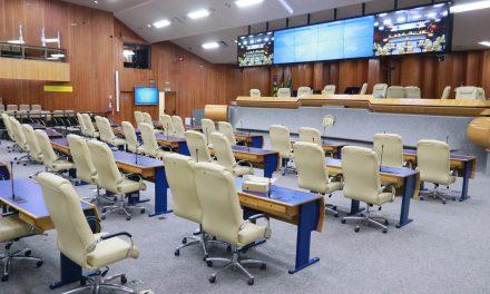 CCJ da Câmara suspende sessão após morte de familiar de vereador