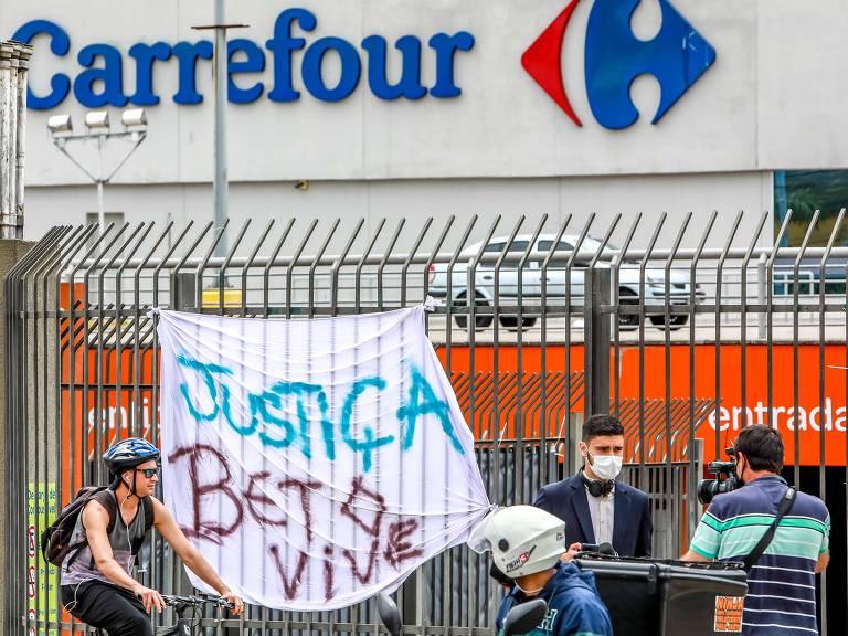 Carrefour fecha acordo de R$ 115 milhões para ações de combate ao racismo após morte de João Alberto