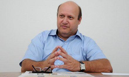 Deputado federal Célio Silveira (PSDB) está internado com Covid-19 em Goiânia