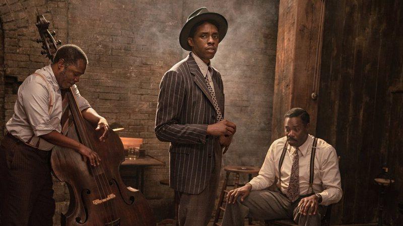 A Voz Suprema do Blues: Conheça o novo filme da Netflix com Chadwick Boseman