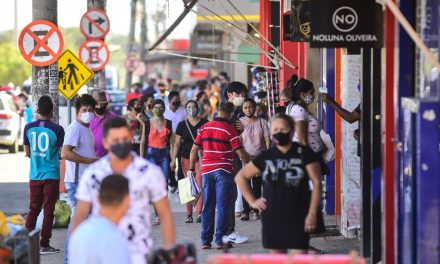 Goiás tem o segundo menor índice de isolamento social do país, diz pesquisa