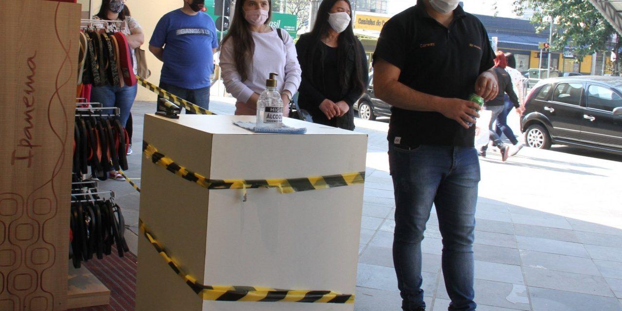 Baiocchi recomenda atenção a medidas anti-covid para evitar novas restrições