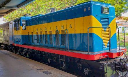 Trem turístico liga cidades do interior paulista