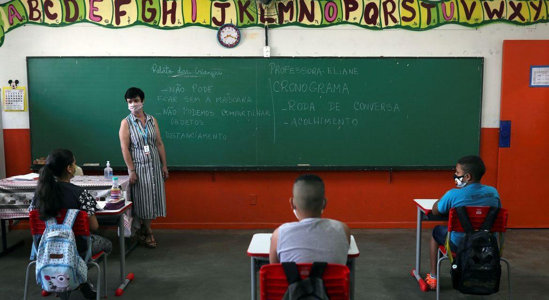 Rio vai fechar escolas municipais a partir desta segunda-feira