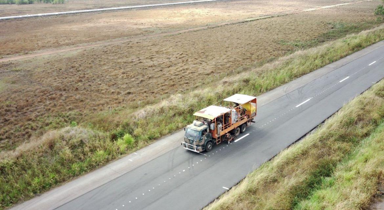 Obras de infraestrutura reduziram em 11% valor do frete agrícola