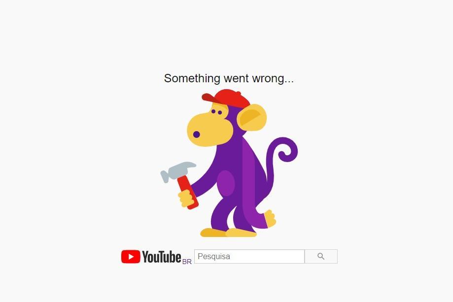 YouTube e Gmail fora do ar? Serviços do Google estão instáveis