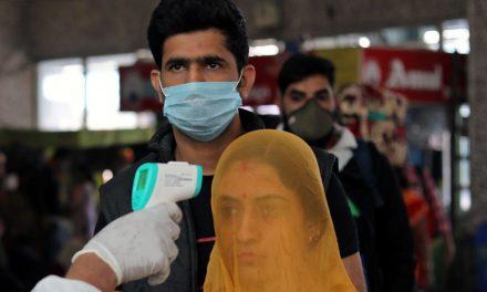 Índia registra recorde de casos de covid-19