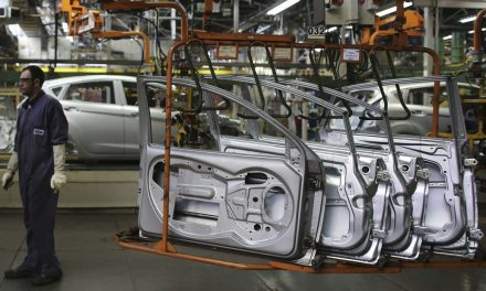Indústria automobilística recupera níveis de produção e exportação
