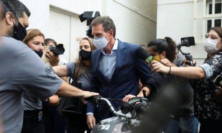 Presidente do STJ concede prisão domiciliar ao prefeito do Rio